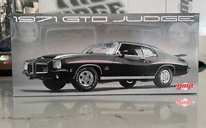 1/24 GMP 1971 PONTIAC GTO JUDGE - Rare