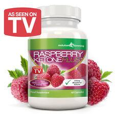 Raspberry Ketone Plus 60 Kapseln - Fatburner aus USA