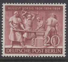 BERLIN : 1954 Death Centenary of Borsig  SGB122 MNH
