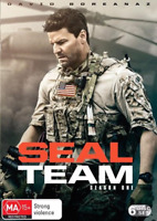 Seal Team - Season 1 : NEW DVD