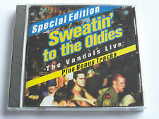 The Vandals Live - Sweatin' To The Oldies - (CD Album) New Sealed