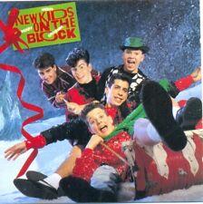 NEW KIDS ON THE BLOCK - Merry, merry Christmas 10TR CD 1989 POP