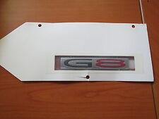 Ford BF Fairlane G8 Boot Badge - FPV FG AU EF EL XR8 GT GTP DL NU