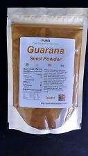 Guarana 1LB Energy SEED Powder STAMINA  Sharpness  PURO Non GMO