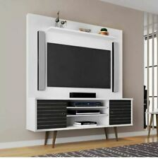 TV Wall Mount Stand for 55 58 60 Inch Universal Entertainment Center White Black