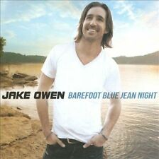 Barefoot Blue Jean Night by Jake Owen (CD, Aug-2011, RCA Country) NEW