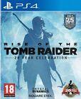 PS4 Rise of the Tomb Raider 20ème anniversaire