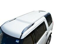 Silvery OEM style Roof Rail for Land Rover Discovery 4 09-16 Extended Length