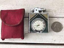 Vintage AntiMagnetic Rouan Swiss Movement Watch Lighter