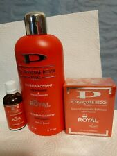 PR. FRANCOISE BEDON ROYAL LOTION /SOAP/ SERUM 500ML
