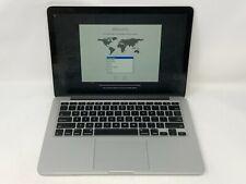 MacBook Pro 13 Retina Early 2015 MF840LL/A 2.7GHz i5 8GB 256GB Good- Screen Wear