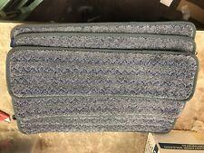 RUBBERMAID 1863895 Hygen(TM) Microfiber Mop Pad, Gray Lot Of 9