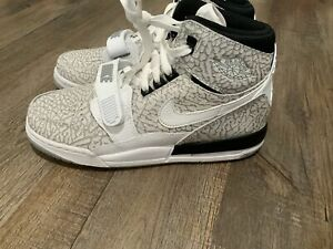 AIR JORDAN LEGACY 312 (GS) AT4040-100 NIKE SHOES YOUTH SIZE 6.5Y / WOMENS SZ 8