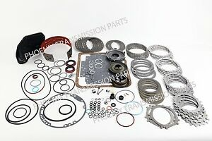 4L60E 4L65E Master Rebuild Kit 2004-2011 Alto Frictions Filter Band Pistons