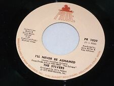 Sylvers: I'll Never Be Ashamed / Stay Away From Me [ new unplayed Copy]