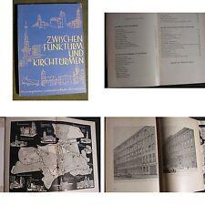 Berlin-Zwischen Funkturm und Kirchtürmen von 1961-Gemeindebuch Charl.-Fotos