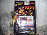 1997 Johnny Lightning  KISS Ace Frehley Racing Dreams  MIB