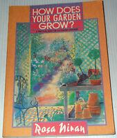 ♥ HOW DOES YOUR GARDEN GROW? ~ Rosa Niran ~ Australian Gardeners Guide....♥
