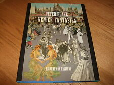 PETER BLAKE-VENICE FANTASIES-SIGNED-1ST-2009-HB-NF/F-ENITHARMON EDITION-RARE