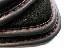 S-Line Fußmatten für AUDI A6 4F/C6 06-11 Original Qualität Velours Ziernaht Neu