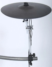 Roland CY15R Electronic 3 Zone Ride Cymbal Trigger Pad + Boom Arm, Clamp & Leads