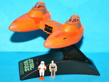 STAR WARS CLOUD CAR ACTION FLEET LOOSE COMPLETE