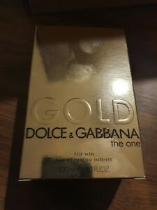 Parfum Homme Dolce & Gabbana The One 100ml Gold