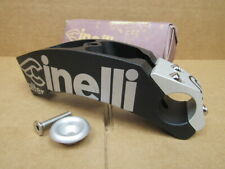 New-Old-Stock Cinelli Alter Stem..Black w/Silver Accents (140 mm x 26.0 mm)