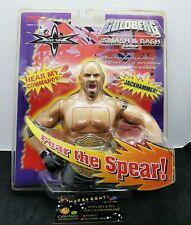 Vintage 1999 Hasbro  WWE  WCW Wrestling Goldberg Smash And Bash Video Game