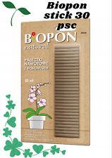 FERTILIZER STICKS WITH BIOHUM  30 PCS Organic Plants Flowers.BIOPON