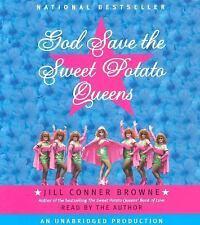 God Save the Sweet Potato Queens  - Audiobook