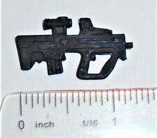 G I JOE Accessory                  SOUND ATTACK Black Sub-Machine gun