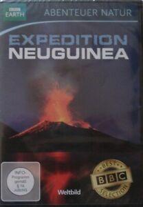 DVD - Abenteuer Natur - Expedition Neuguinea - BBC - OVP