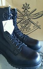 Authentic ADF Cadet Leather Boots -  black new size 13 mens