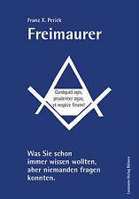 Freimaurer von Franz X. Perick