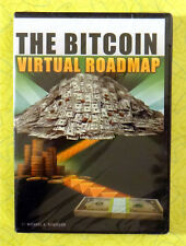 The Bitcoin Virtual Roadmap ~ New DVD Movie ~ Money Financial Currency Video