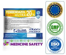 🐾Fenbendazol(Panacur Powder) 20% Dewormer For Dogs 🐕 🐩
