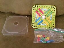 TROUBLE POP-O-MATIC FUN ON THE RUN Travel Game HASBRO Milton Bradley