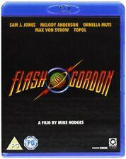 Flash Gordon - Sam J. Jones - New Blu-Ray