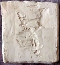 Wood imprint, 'Contour lines'