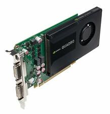 PNY Nvidia Quadro K2000D 2GB GDDR5 PCIe Workstation Video Graphics Card GPU