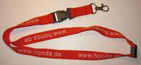 Honda Schlüsselband Lanyard NEU (T108)