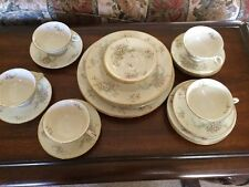 Theodore Haviland New York China, Apple Blossom, Set Of 58 Vintage Pieces, EUC