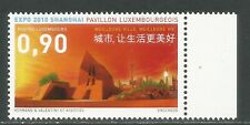 Luxembourg 2010 Expo 2010 World's Fair/Shanghai--Attractive Topical (1285) MNH
