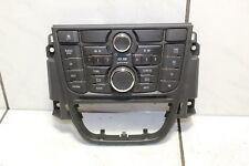Opel Meriva B CD300 Radiobedienteil Bedienteil Radio Bordcomputer Z20R 13346041