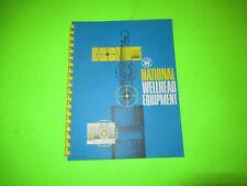 National Wellhead Equipment Brochure Booklet Oil Gas Drilling