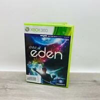 Child Of Eden Xbox 360 Kids Kinect Game  Music Creations Imaginations