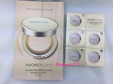 Lot of 2: AmorePacific Age Correcting Foundation Cushion SPF 25/ 6 shades Sealed
