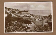 RPPC Bournemouth,UK The Pier Approach and Swimming Baths used 1945