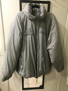 USAF Parka Extreme Cold Weather XL Reg GEN III Coat Military Winter